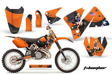 KTM C3 EXC MXC Graphics Kit AMR Racing Bike Decal Sticker Part 01-02 TBOMBER O