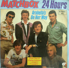 "7"" 1981 PARTY KULT ! MATCHBOX : 24 Hours // MINT- \"