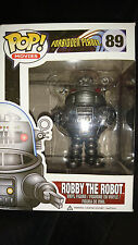 ROBBY THE ROBOT FORBIDDEN PLANET FUNKO POP VERY RARE RETIRED NEW