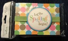 Presentations Multicolored Polka Dot Deluxe Gift Card Holder By Hallmark