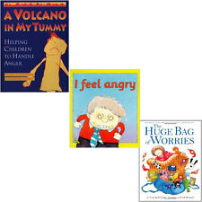 A Volcano in My Tummy,Your Emotions,The Huge Bag of Worries,3 Book Collection