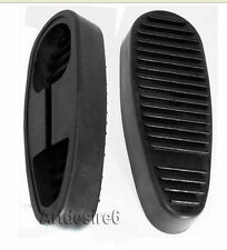 NON SLIP RUBBER BUT PAD FIT FOR RIFLE STOCK RECOIL BUTT PAD BUTTPAD BUTPAD