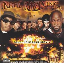 Kami Kaze Inc strong - Only the Strong Survive Three Six Mafia OOP Memphis RARE