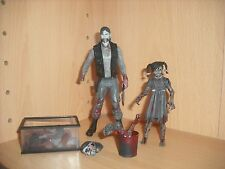 Mcfarlane The Walking Dead The Governor & Penny Black & White Figure Set