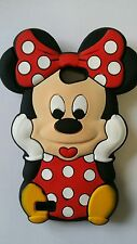 ES- PHONECASEONLINE FUNDA S MINNIE RED PARA LG L BELLO 2