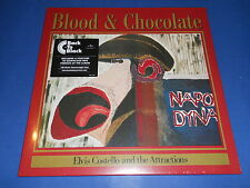 Elvis Costello and The Attractions - Blood & Chocolate - LP 180GR+MP3  SIGILLATO