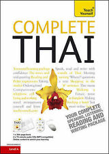 Complete Thai Beginner to Intermediate Course: (Book and Audio Support) Learn...