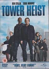 TOWER HEIST - Ben Stiller, Eddie Murphy, Alan Alda, Matthew Broderick (DVD 2011)