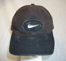 NIKE vintage 1990s 6panel snapback hat - supreme skater hip hop 80s