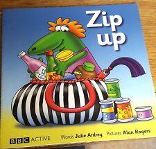 Zip Up , Children's Book, Alphabet Sounds *