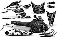 Yamaha FX Nytro 08-14 Graphics Kit CreatorX Snowmobile Sled Decals SAMURAI SB