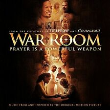 War Room - Music Inspired by the Motion Picture Various (CD, 2015, Provident)