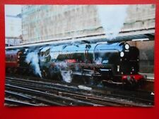 PHOTO  SR WEST COUNTRY  CLASS LOCO NO 34027 TAW VALLEY