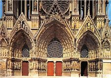 B83127 reims marne cathedrale notre dame   france
