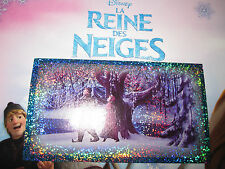 PANINI DISNEY FROZEN LA REINE DES NEIGES AUTOCOLLANT STICKER N° 99 brillant RARE