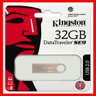 KINGSTON 32GB USB SE9 MEMORY STICK MINI PEN FLASH DRIVE CARD DATATRAVELER 1st