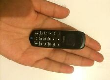 Worlds Smallest Mobile Phone Cz Long J8 Beat The Boss 100% Plastic Key Fob Mini