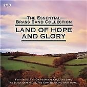 Various Artists - Land of Hope and Glory (The Essential Brass 2 x CD {CD Album}