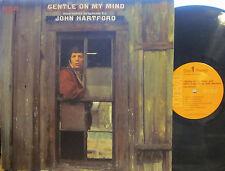 John Hartford - Gentle on My Mind (+ Originals) (RCA 4068) ('68) Newgrass music