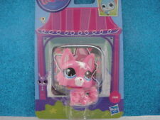 ORIGINAL Littlest Pet Shop Pink Wolf #3561 cat new Shipping with Polish