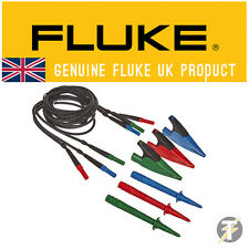 Echt Fluke TL165XSTD Multifunktion Testkabel Satz-1651-1652-1653-1654 NonFused