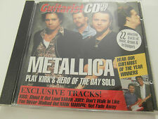 Guitarist - CD12 / February 97 - Metallica (CD Album) Used Very Good