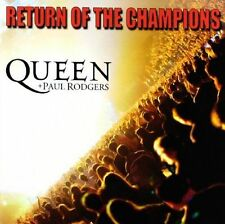QUEEN + PAUL RODGERS - RETURN OF THE CHAMPIONS - 3LP VINYL BOXSET NEW SEALED