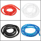 Spiral Cable Wire Tidy Wrap Hide Banding Wire Management for PC Home TV 4-50MM