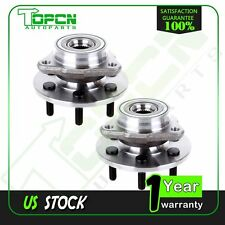 Front Fits Dodge DAKOTA & DURANGO Wheel Hub Bearing AWD 4X4 PICKUP TRUCK w/o ABS