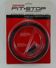 SRAM PIT STOP STRAIGHT JACKET SHIFTER CABLE & HOUSING SET, BRAND NEW