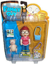 Family Guy Meg Griffin Action Figure MIB Series 2 RARE Mezco Toy