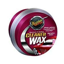 Meguiars A1214 Car Wax; Classic; Cleaner and Wax;Paste 11oz