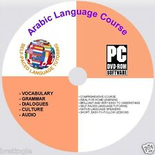 LEARN ARABIC LANGUAGE COURSE ARABIC COURSE ON DVD