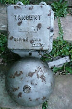WW2 LARGE VINTAGE FACTORY INDUSTRIAL ELECTRIC TANGENT DOOR ALARM FIRE BELL