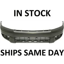 NEW Primered - Front Bumper Cover Replacement For 2003 2004 2005 Toyota 4Runner