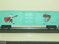 "Ho 1:87 Scale Train ELVIS PRESLEY ""HEART BREAK HOTEL"" Box Car IHC New 3423"