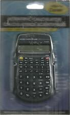 56 Function Scientific Calculator 10 digit display Clip-on Cover new
