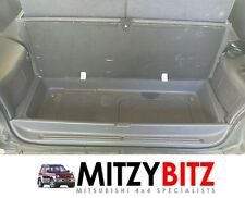 MITSUBISHI PAJERO JUNIOR / MINI BOOT CARGO FLOOR TRAY WITH LID/BOARD & JACK LID
