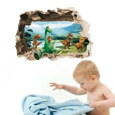 The Good Dinosaur 3D Removable Wall Sticker Vinyl Art Decals Kids Room Decor LZ#