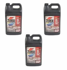3 Gallons Pack ZEREX Engine Coolant Antifreeze Fluid Pink for Lexus Toyota