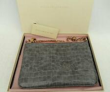 STELLA MCCARTNEY Cro Print Clutch Bag Purse with Box Falabella New