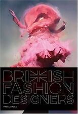 British Fashion Designers, Nick Knight, Hywel Davies, Very Good, Hardcover