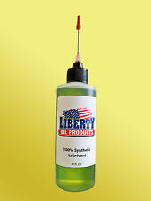 100% Synthetic Oil for lubricating Arcade and Pinball Machines-Large 4oz Bottle