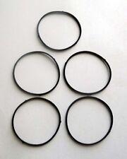 5 x Carburetor bowl o rings suits Honda GX110 GX120 GX140 GX160 GX200 GXV120 ++