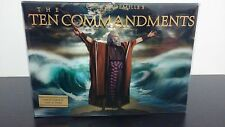 The Ten Commandments Limited Edition Blu-ray / DVD 6-Disc Combo Set Free Shippin