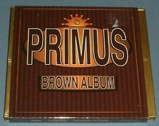 PRIMUS brown album 1997 EU INTERSCOPE CD
