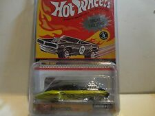 Hot Wheels Red Line Club Online Exclusive Chrome Olive Evil Twin