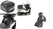 GIVI XS318 BORSA da TUNNEL e SELLA 25 LT IDROREPELLENTE PIAGGIO BEVERLY 125 IE