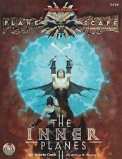 The Inner Planes (AD&D/Planescape) Cook, Monte Books-Good Condition