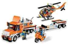 NEW Lego Town City 7686 Helicopter Transporter SEALED